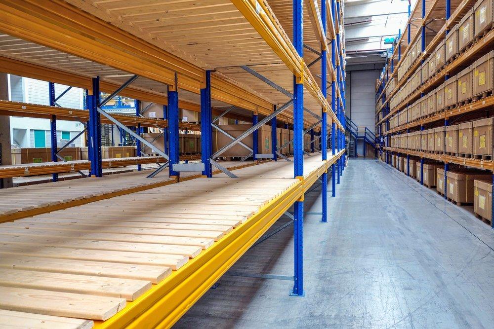 Racking, Shelving & Storage