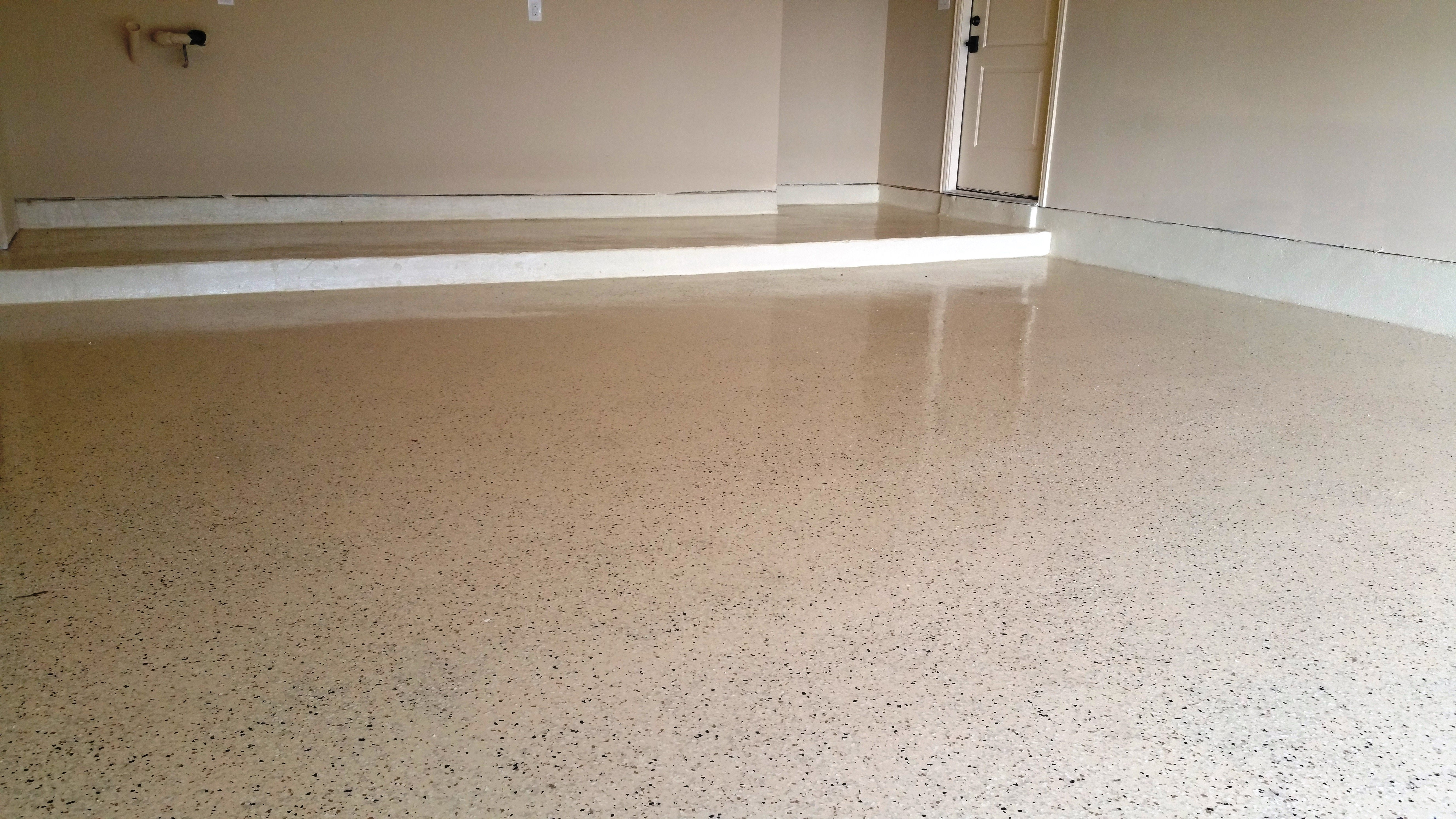 Concrete Staining in New Braunfels, TX