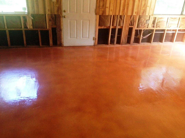 Concrete Staining For Floors