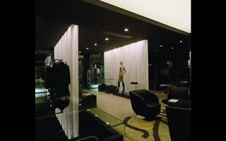show room tende
