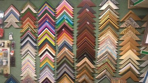 modelli di colori diversi per parquet