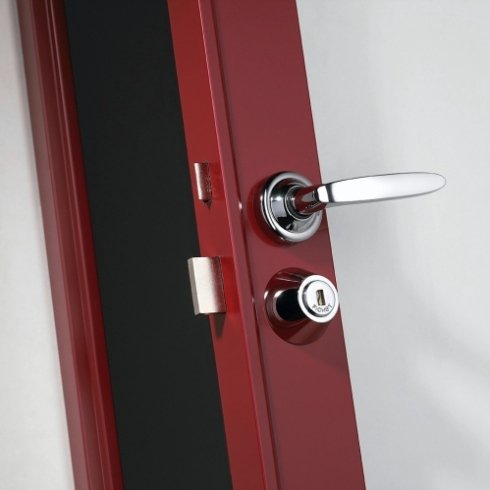 Industria porte blindate, porte blindate per uso residenziale