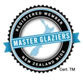 master glaziers logo