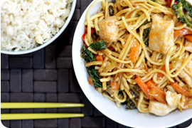 Chinese cuisine - Caldewgate - Shangai Shangai Oriental Buffet - Chinese cuisine