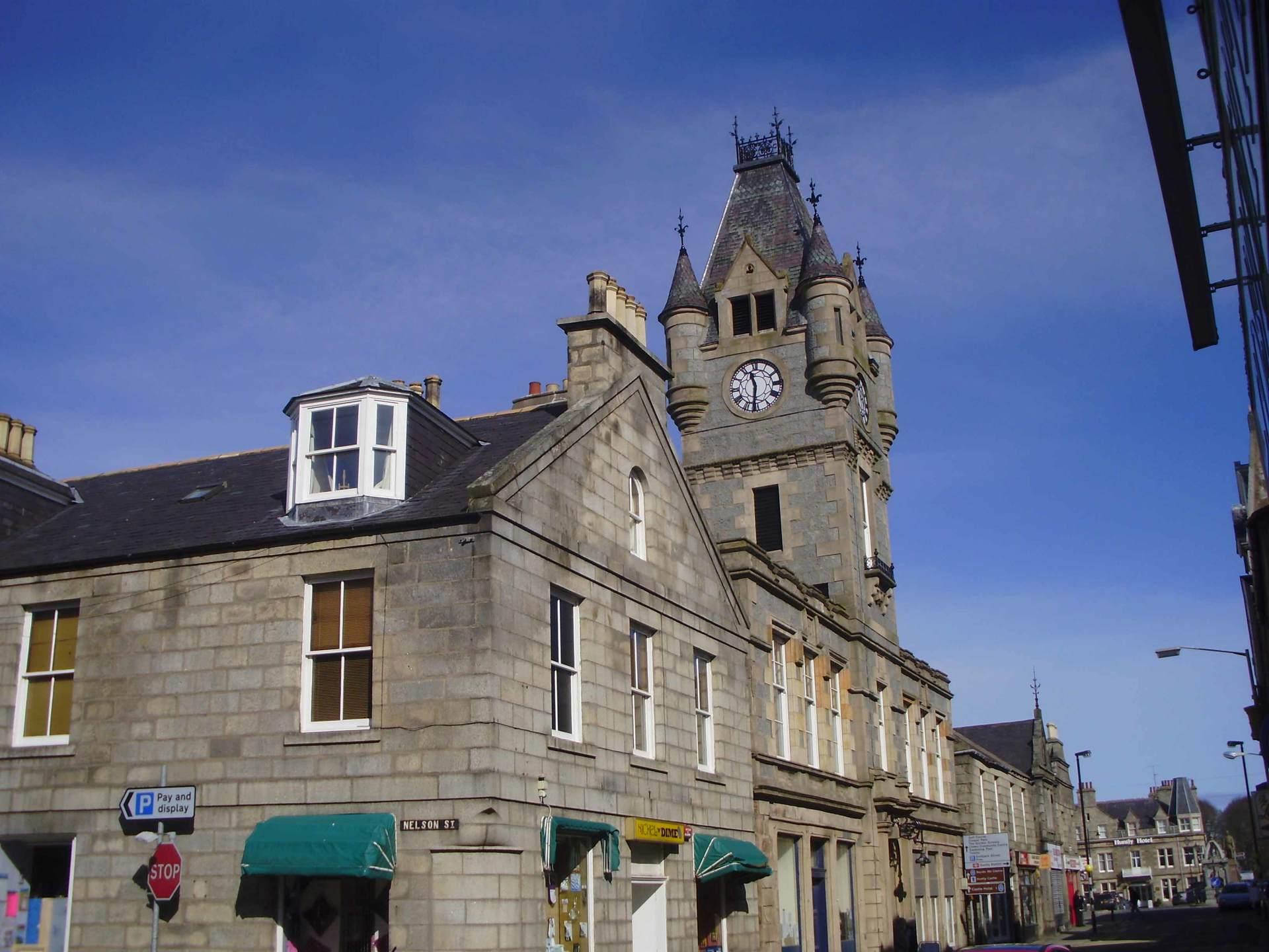 Huntly, Aberdeenshire