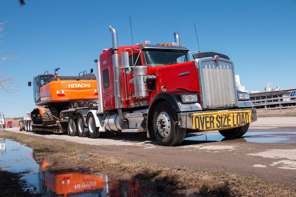 Heavy Oversized Transport