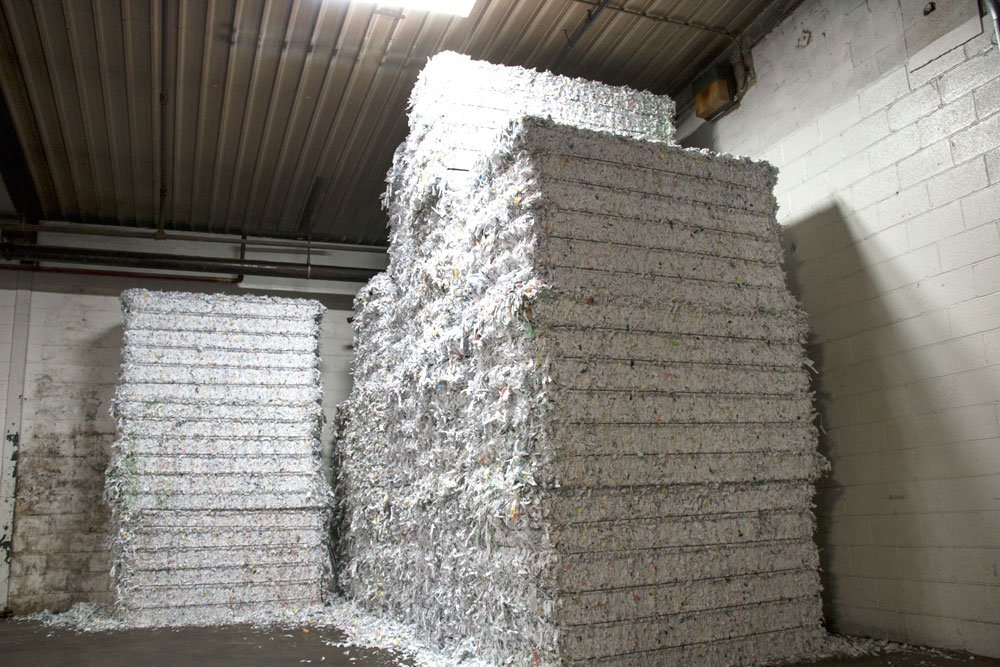 Superior Warehouse Paper Pulp