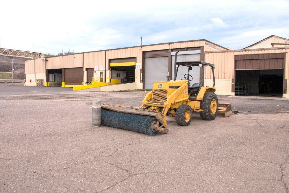 Duluth Warehouse Exterior