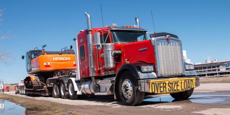 Heavy Oversized Transportation