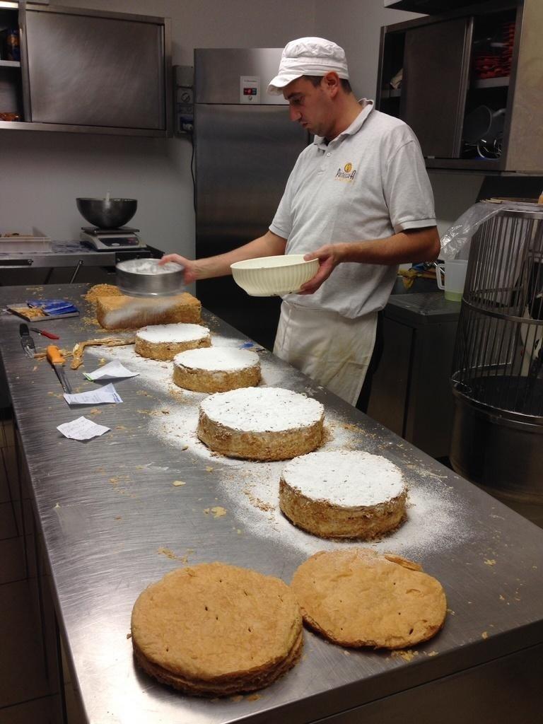 Produzione propria torte e pasticceria