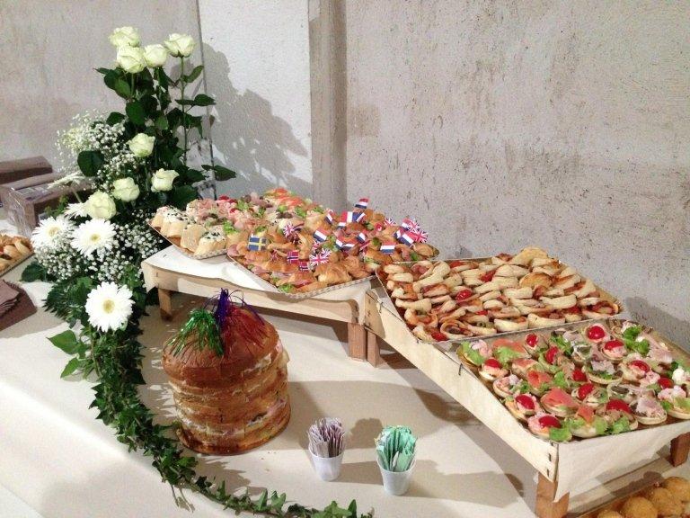 Rinfreschi e catering dolci e salati
