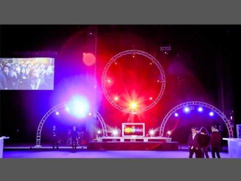 Illuminazione per eventi varese family studio srl