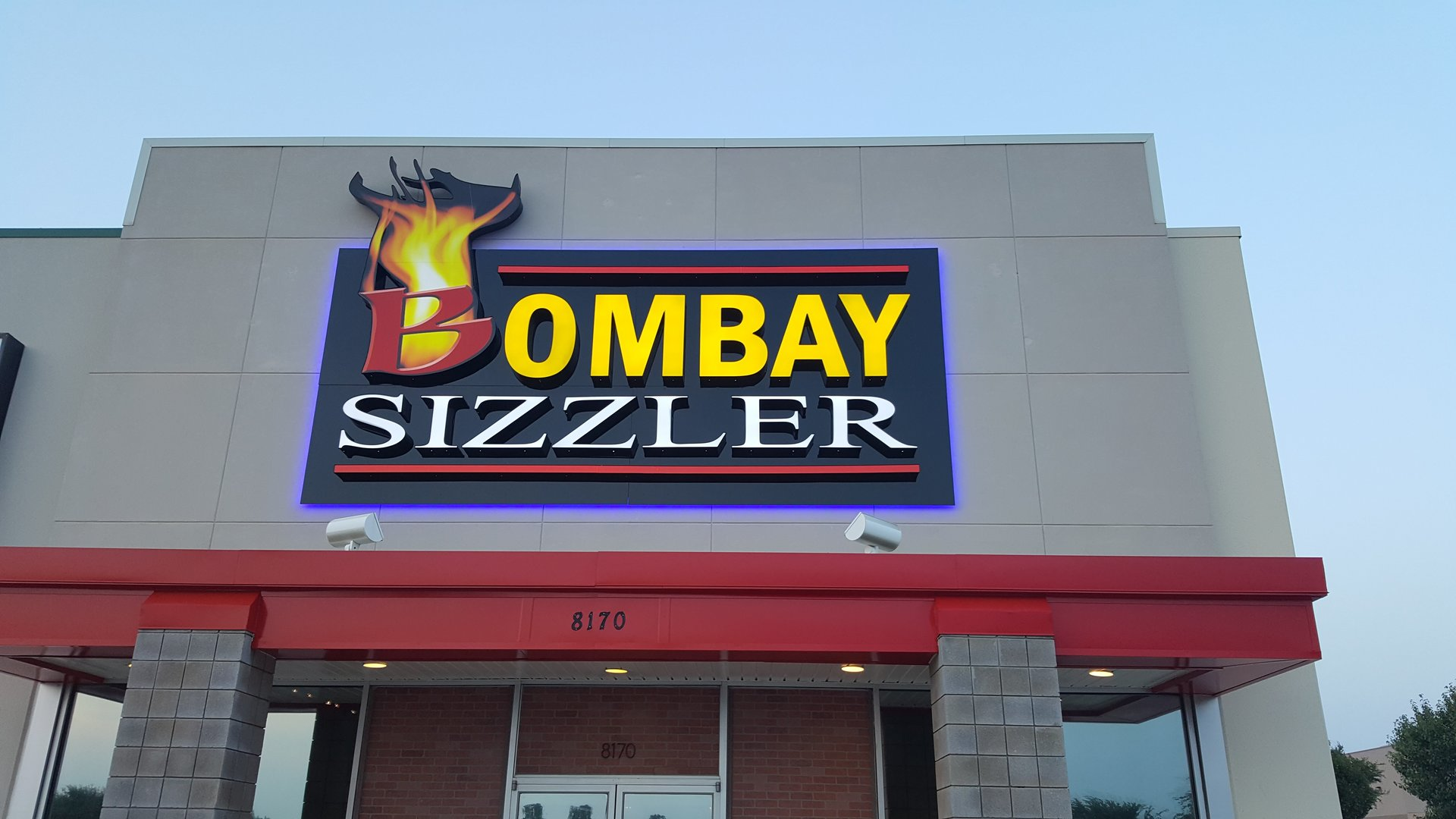 Bombay Sizzlers in Irving
