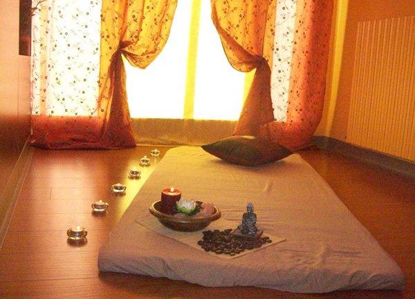 stanza massaggio