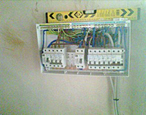 Local electricians - Gateshead, Tyne And Wear - Newcastle Telecom &   Electrical Services - Fuse boards