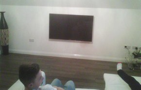 tv install