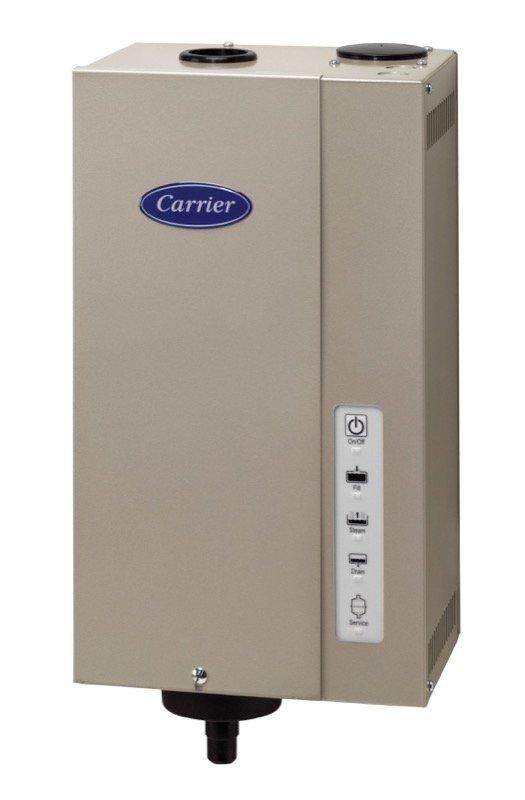 a Carrier carbon monoxide detector