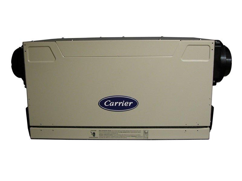 a Carrier ventilator