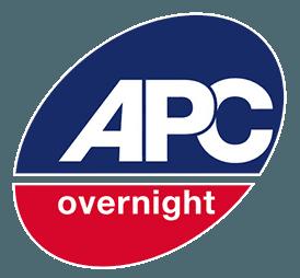 APC overnight logo
