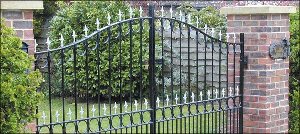 Excellent gate