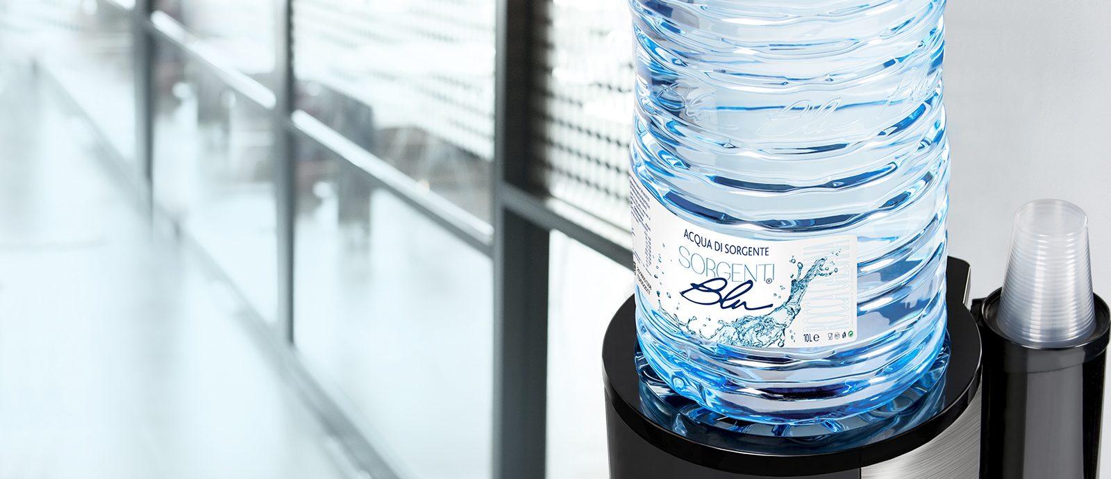 Dispenser acqua ufficio - Milano - S.D.A.