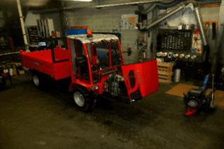 Riparazione macchinari