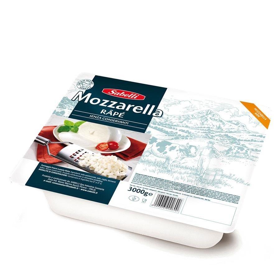 Mozzarella Rape