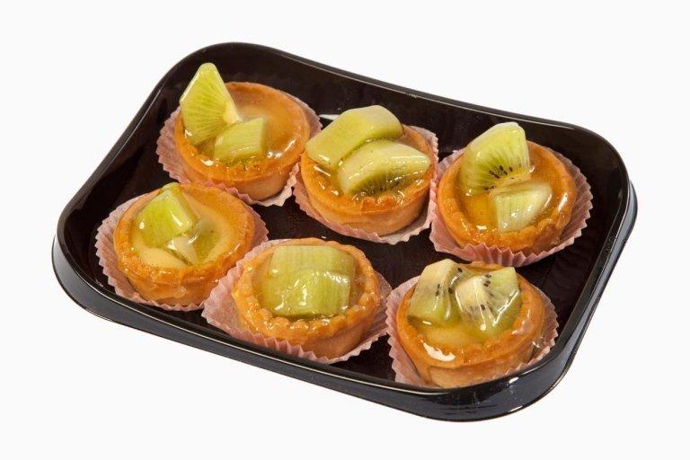 Tartellette kiwi