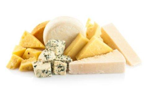 formaggi e latticini