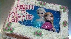 Torta Frozen, Torte per feste di compleanno, Torte per bambine
