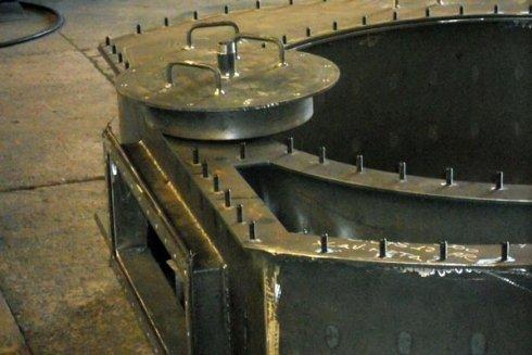 produzione particolari in ferro