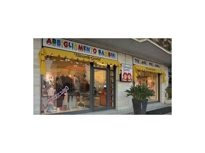 negozio abbigliamento Bergamo