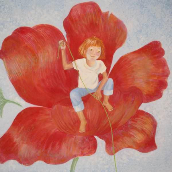Kinderzahnarzt Friedrichshafen (FN): Wandmalerei 13