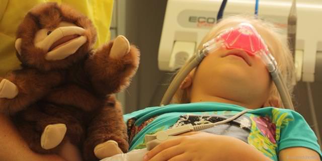 Praxisausstattung für Kinderzahnbehandlung