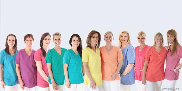 Kinderzahnärztin Friedrichshafen Dr. Uta Salomon Praxis-Team