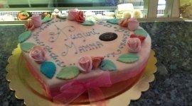torta per la festa della mamma