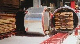 trasporto di legname