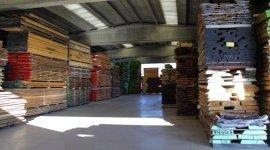 Commercio di legname