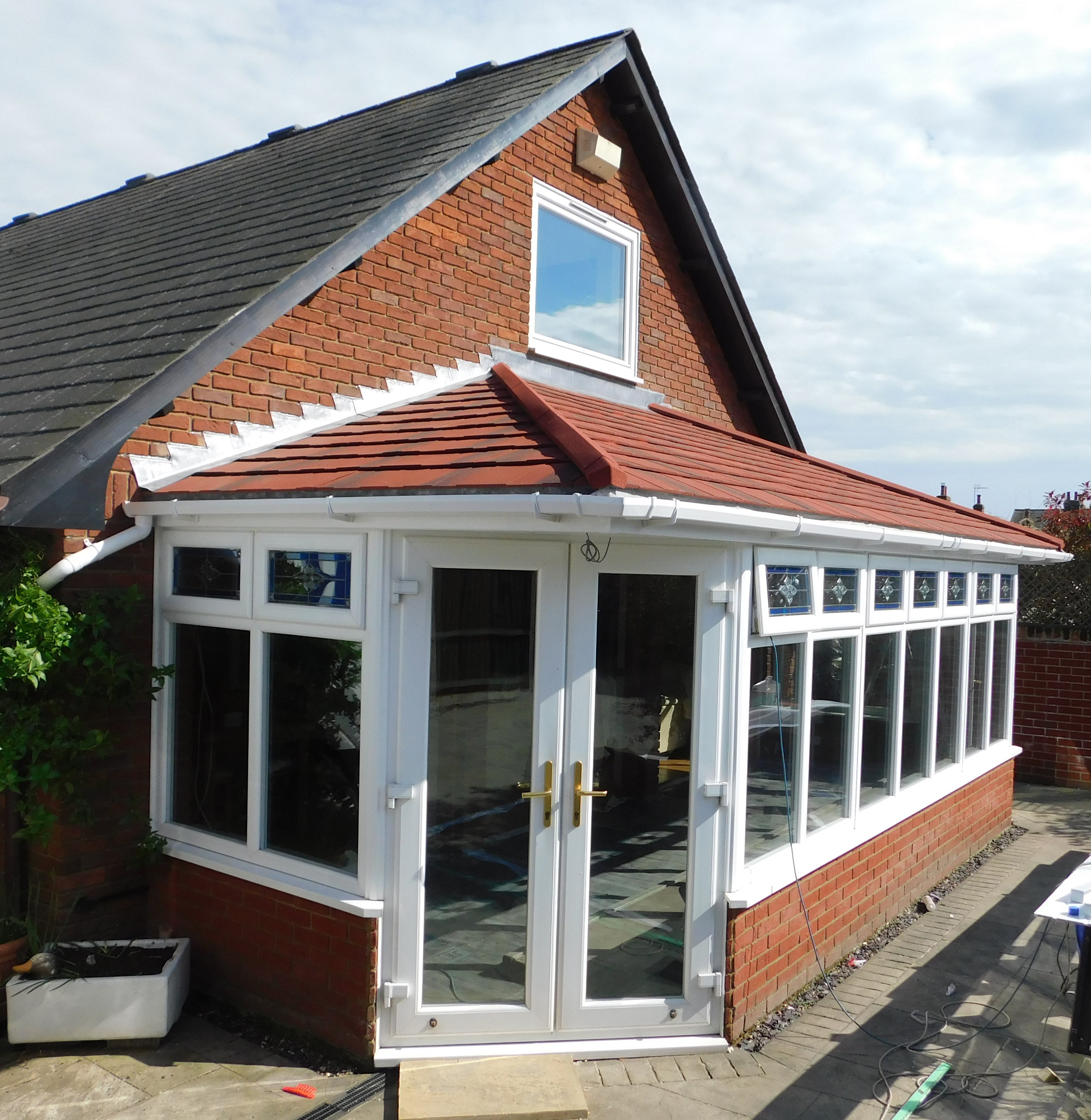 Tiled Conservatory Roofs U0026 Conservatories For Your Home
