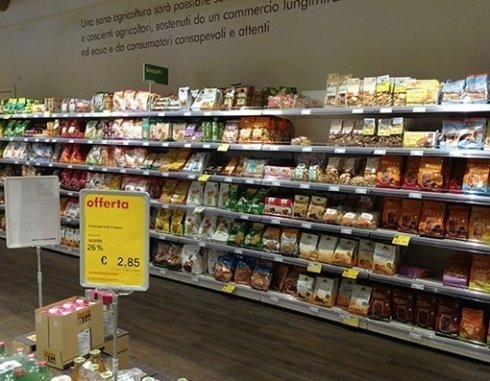 vendita prodotti bio