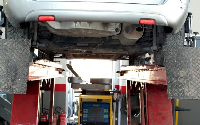 riparazione auto in giornata