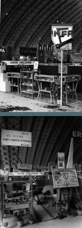 Azienda negli anni 50