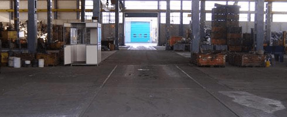 recupero materiali ferrosi