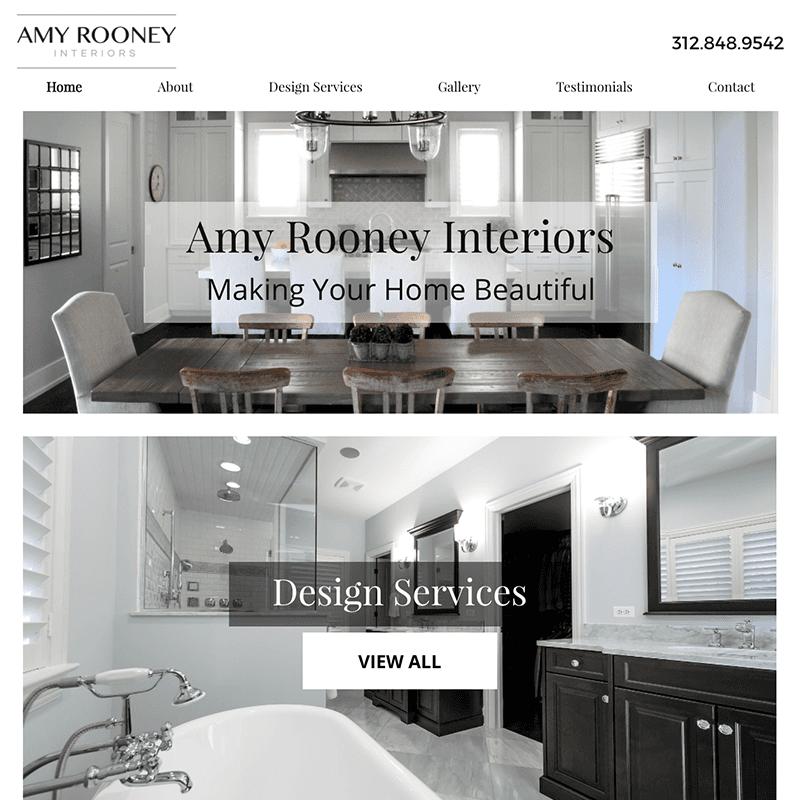 Amy Rooney Interiors - USA