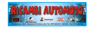 Ricambi auto e moto a Camucia, Cortona, Arezzo