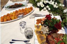 ristorante per eventi, cerimonie e banchetti