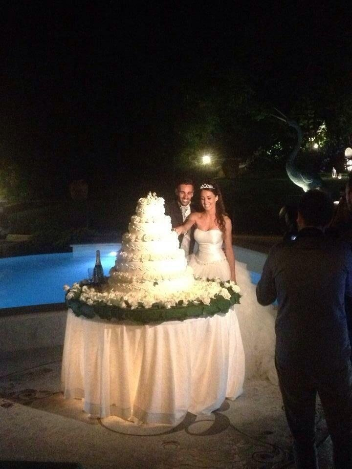 torta degli sposi