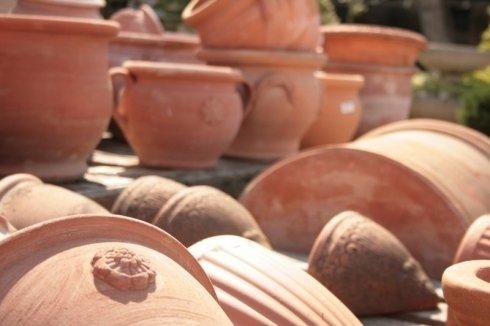 stock vasi in terracotta