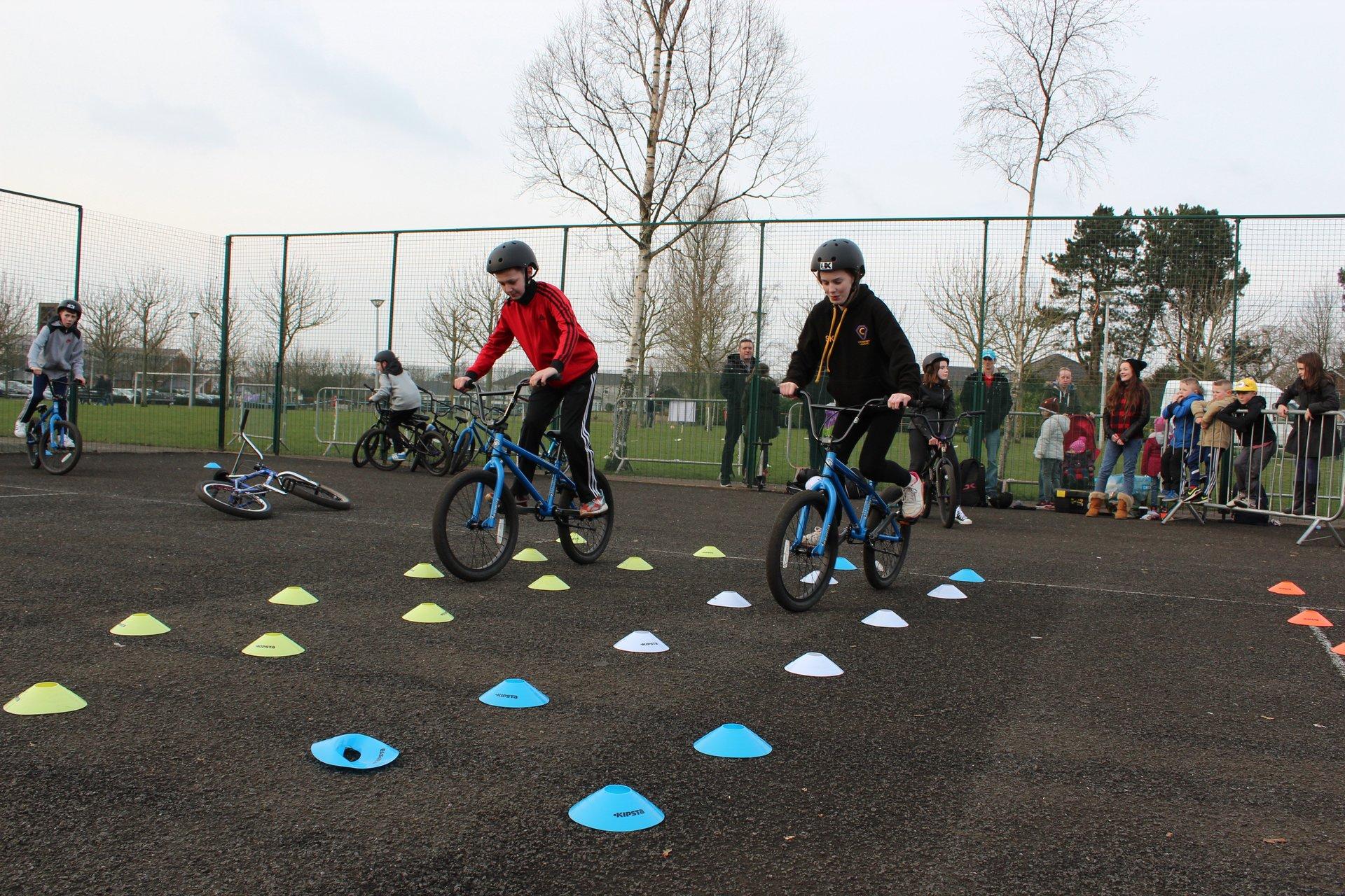 BMX Skills training - BMX Coaching Belfast