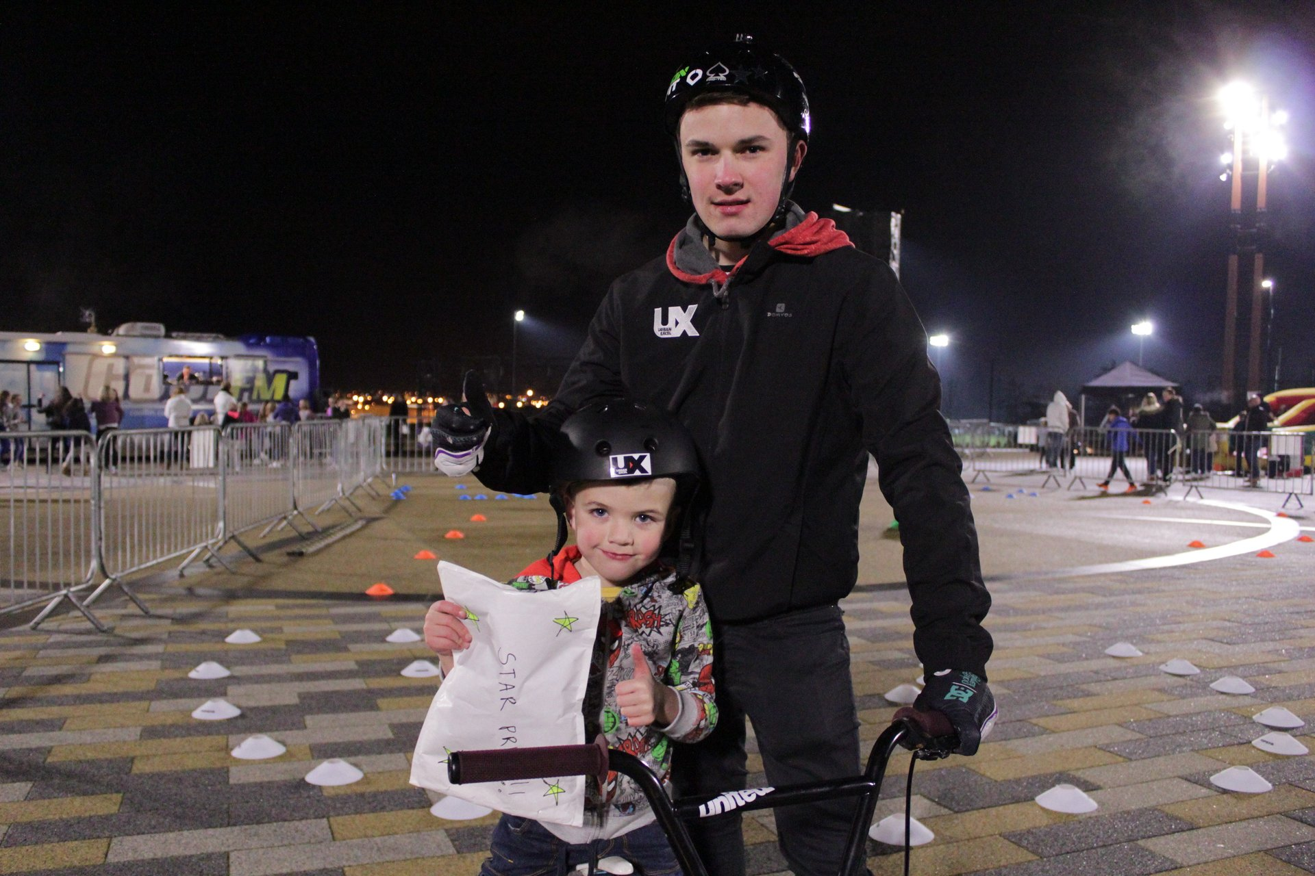 BMX event  - Northern Ireland